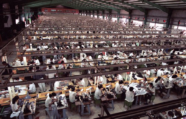 sweatshops in the united states